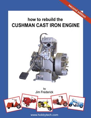 cushman cast iron engine overhaul manual rh hobbytech com Small Engine Repair Manuals Kohler Engines Service Manual